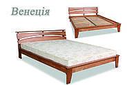 Кровать деревянная Венеция ДОК