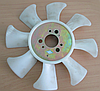 Крыльчатка вентилятора Foton 1043 (3,7)(Фотон 1043 (3,7)
