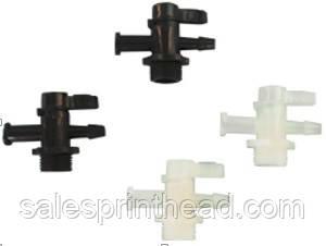 plastic 3-way valve