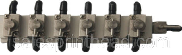 stainless steel 3-way valves assy