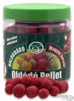 Пеллетс насадочный растворимый Haldorádó  8-12-16 mm  150 гр.  Венгерский запрет (колбаса со специями)