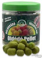 Пеллетс насадочный растворимый Haldorádó  8-12-16 mm  150 гр.  Пряная рыба (рыба+специи)