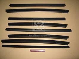 Ремкомплект уплотнителей стекла ВАЗ 2110 №69Р (БРТ). Ремкомплект 69Р