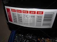 Цепи противоскольжения легковой авто 12мм. KN40 2шт. . DK481-KN40