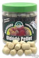 Пеллетс насадочный растворимый Haldorádó  8-12-16 mm  150 гр.  Рыба чеснок