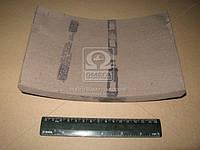Накладка тормозная МАЗ, КРАЗ задняя (Трибо). 200-3502105А