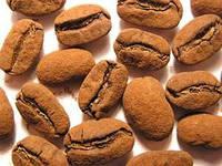 Кофе в зернах Вуаля (в какао обсыпке), 0,5кг.