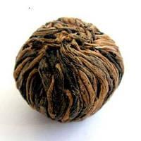 Чай черный элитный вязаная Золотая клубника, 0,25кг.