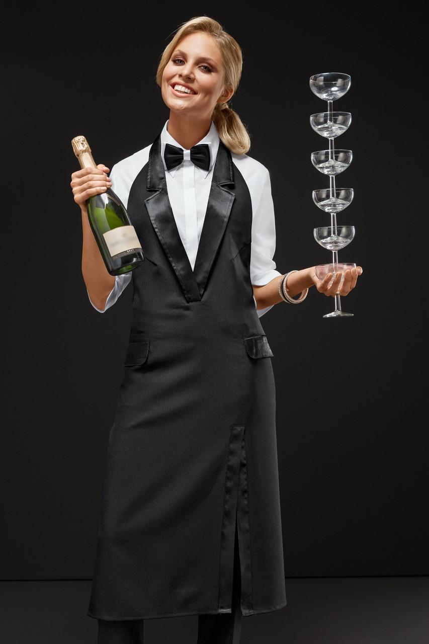 Фартук-фрак для официанта и бармена TEXSTYLE