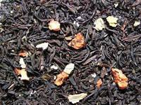 Чай черный Земляника со сливками, 0,5кг.