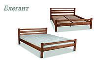 Кровать деревянная Элегант ДОК