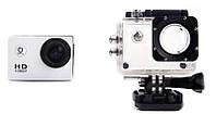Экшн камера SJ4000 lcd 2.0 Full Hd 720p, видеорегистратор, камера для приключений.