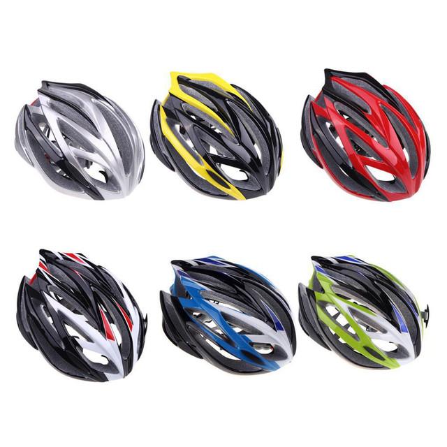 Велосипедные шлемы