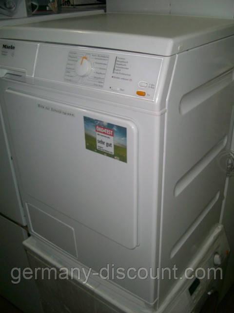 Сушильная машина Miele Softtronic T 8400