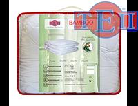 Одеяло Двуспальное бамбук тeп «Bamboo» microfiber