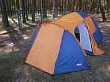 Палатка coleman 1036 ( 4 места ), фото 3