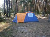 Палатка coleman 1036 ( 4 места ), фото 4