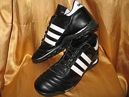 Обувь для зала мужская AD  (р-р 40-45) COPA MANDUAL (верх-PU, подошва-PU, черный-белый)