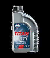 """Масло моторное синтетическое """"TITAN GT1 PRO GAS 5W-30"""", 1л"""