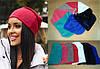 """Женская шапка """"Dior"""" со стразами, фото 3"""