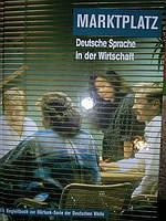 Marktplatz — Deutsche Sprache in der Wirtschaft + 2CD