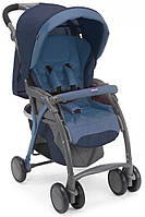 Прогулочная коляска CHICCO Simplicity Plus Top blue (79482.80)