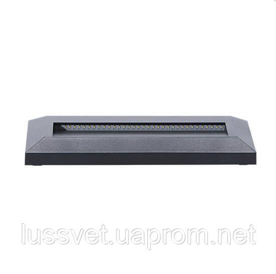 Светильник фасадный светодиодный для лестниц и стен Kanlux Onstar LED-GR 1,7W