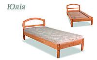 Кровать деревянная Юлия ДОК