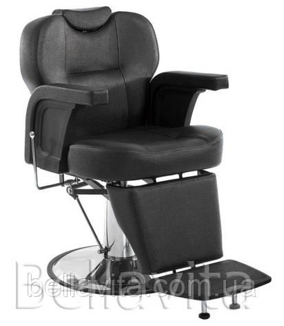 Парикмахерское мужское кресло Elite Эконом, фото 2