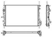 Радиатор Ford Mondeo 2.0-2.2TDCi 00-07-> 621*389 2S718005AC