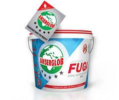 Затирочная смесь эластичная Fuga белая 3 кг (ширина шва до 6 мм)
