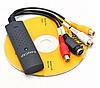 Easycap USB DVD VHS плата видеозахвата #100135