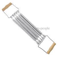 Эспандер пружинный, деревянные ручки, фото 1