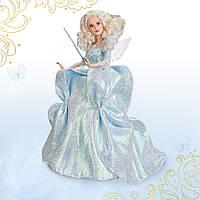Коллекционная кукла фея крёстная Золушки. Дисней