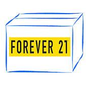 Forever 21 (Форева 21) викупляю з урахуванням купонів