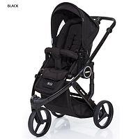Детская прогулочная коляска ABC Design Cobra Plus 2016 Black