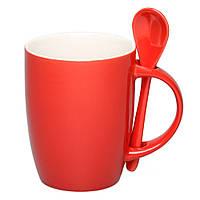 Чашка с ложкой СН
