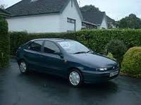Фиат Браво / Fiat Bravo/ Брава / Brava/ Мареа / Marea (1995-2001)