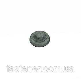 Колпачек для саморезов RAL 9006, упак-1000 шт, Швеция