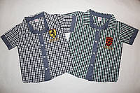 Рубашка на мальчика 2,4,6,8 лет