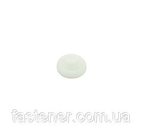 Колпачек для саморезов RAL 9010, упак-1000 шт, Швеция