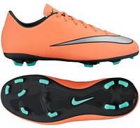 Детские футбольные бутсы Nike JR Mercurial Victory V FG 651634 803