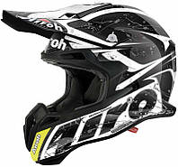 "Шлем Airoh TERMINATOR 2.1 SPLASH black gloss ""M"", арт. T2SP17, арт. T2SP17"