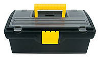 """Ящик для инструмента пластиковый 16"""" 40,5*21,5*16см D20191"""