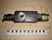 Клапан поворота (перепускной) экскаватора ЭО 26.6771.000