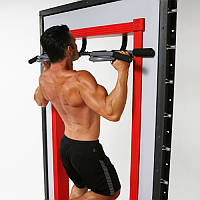 Турник, мини-тренажер для установки в дверной проем – устройство Power Trainer Pro