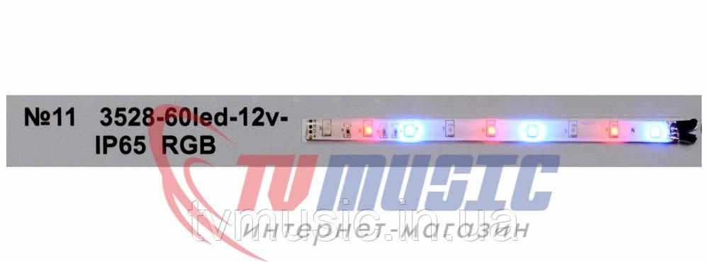 Светодиодная лента 3528-60 led (RGB)