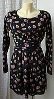 Платье женское летнее летнее модное мини бренд Iska р.46 5927, фото 1
