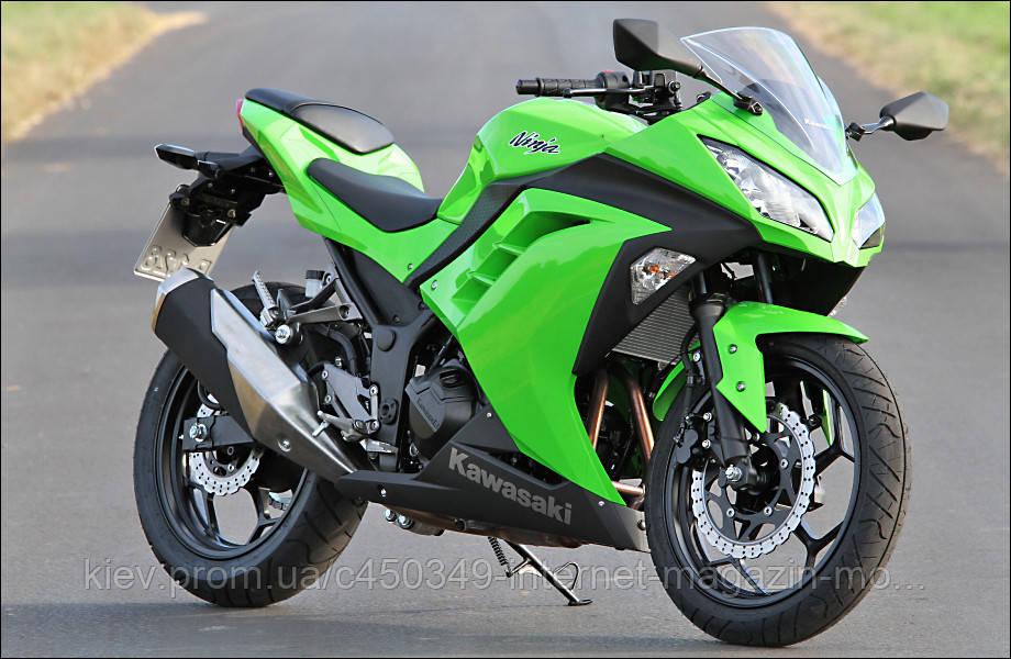 обвес для мотоцикла Kawasaki Ninja 300 13 14 цена 630 купить в