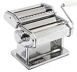 Машинка для приготовления равиоли Ravioli Maket - тестораскатка, фото 4